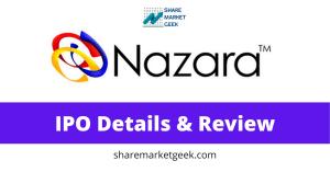 Nazara Technolgies IPO Review