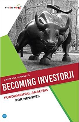 Becoming Investorji -Share Market Geek Best Stock Market Books for Beginners in India